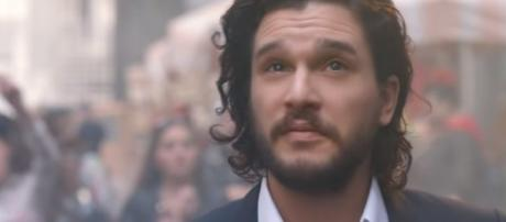 Game of Thrones actor Kit Harington is in a relationship with Rose Leslie and not Emilia Clarke- Dolce & Gabbana/YouTube screenshot
