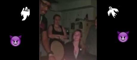 Vídeo mostra jovens invocando espíritos e algo macabro acontece (Foto internet)