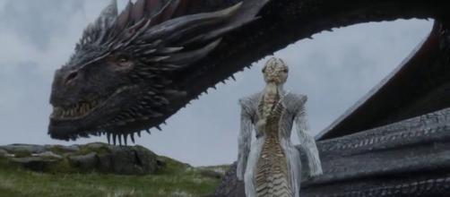 Dragonstone in 'Game of Thrones' - Image via YouTube/Davos Seaworth