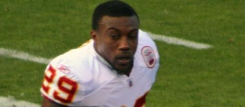 Eric Berry [Image by Jeffrey Beall |Wikimedia Commons| Cropped | CC BY-SA 3.0]