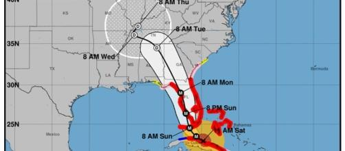 Hurricane Irma path credits:National Hurricane Center http://www.nhc.noaa.gov/refresh/graphics_at1+shtml/145752.shtml?cone#contents