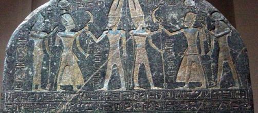 Estela de Merenptah conta a história do Egito