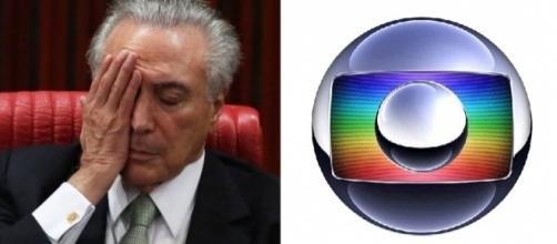 Michel Temer é criticado pela Globo em novela