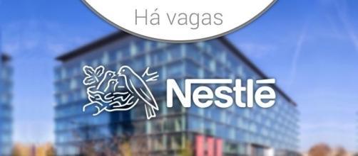 Nestlé está contratando no Brasil e no mundo