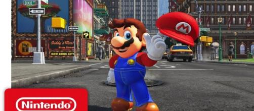 Nintendo just announced Mario's brand new identity. [Image via YouTube/Nintendo]