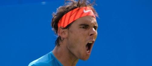 Rafael Nadal improved to 15-0 in Grand Slam semifinals since losing to del Potro in 2009 -- Carine06 via WikiCommons