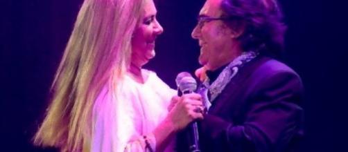 Romina annuncia il suo concerto con Al Bano a Lublin.
