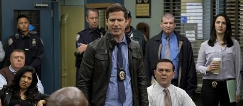 "The 99th precinct will return this September 26 for ""Brooklyn Nine-Nine"" season 5. (SpoilerTV/FOX)"