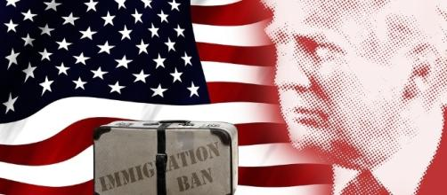 Trump, Immigration, America - Image via Pixabay