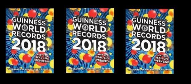 Capa do Guinness World Records 2018