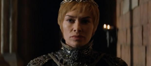 Cersei Lannister del Trono di Spade