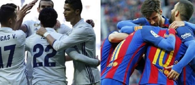 Clasico Real Madrid - Barcelona