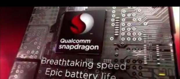 Image taken from- Qualcomm Snapdragon-youtube screenshot