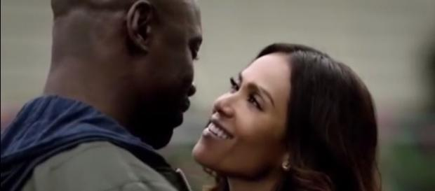 "Maze and Amenadiel returns in ""Lucifer"" Season 3. (Photo:YouTube/LuciferDaily)"