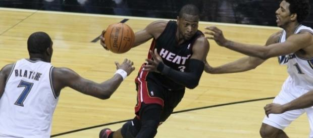 Miami Heat are interested in bringing Dwyane Wade back. Image Credit: Keith Allison / Flickr