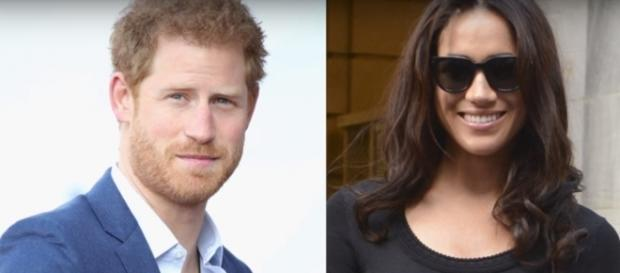Prince Harry and Meghan Markle- (YouTube/Nicki Swift)