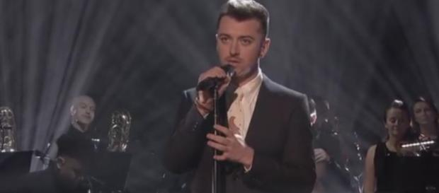 Sam Smith is back with a new song. Image[Sam Smith-YouTube]