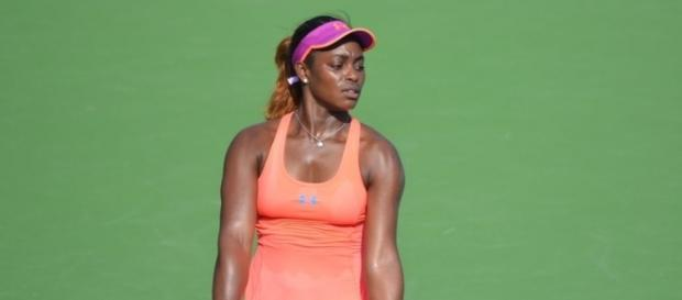 Sloane Stephens - Royalty-Free Photos via Wikimedia Commons