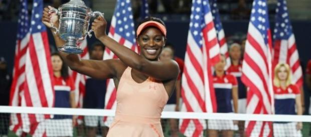 US Open: Stephens dans la cour des grandes - Libération - liberation.fr