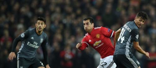 Calciomercato Inter, scambio in vista con il Manchester Utd per Mkhitaryan?