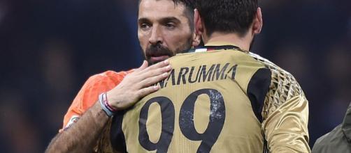 "Edicola: Buffon chiama Donnarumma alla Juventus ""Se scegli questo ... - eurosport.com"
