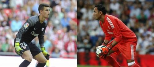 Kepa vs Keylor Navas: the fight is on - tribuna.com