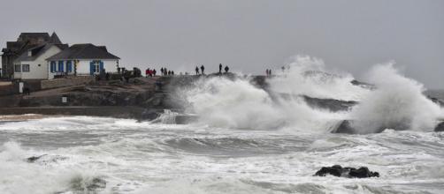 La tempête Carmen frappe la France