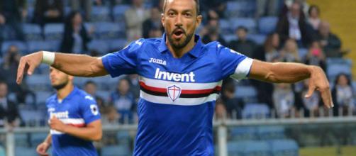 """Sampdoria, Quagliarella: """"Momento d'oro, Giampaolo deve restare"""""""