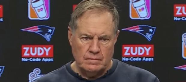 Bill Belichick is close to Giants team owner John Mara. - [Image Credit: NFL World / YouTube screencap]