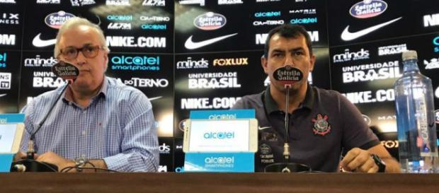 Diretoria do Corinthians pode reforçar elenco do técnico Fábio Carille com dois jogadores. (Foto Reprodução).