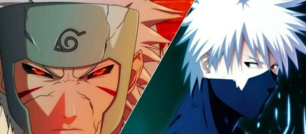 Los más fuertes del mundo shinobi