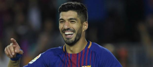 Luis Suarez: It's a privilege to play with the best in the world ... - marca.com