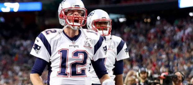 Tom Brady and the Patriots are the favorites to win Super Bowl 52. [Image Credit: ESPN/YouTube screencap]