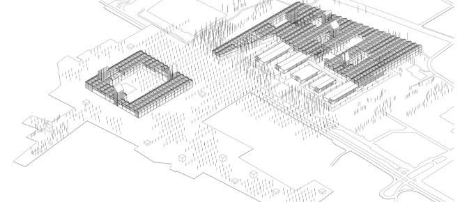 Idea Urban Center per la Casa delle Architetture in scadenza nel 2018