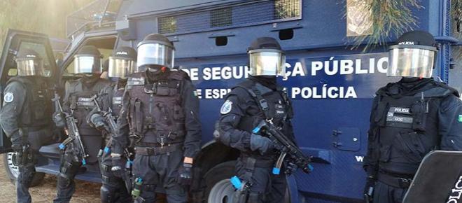Comandante do GOE arguido no caso do assalto a carrinha de valores em Queluz