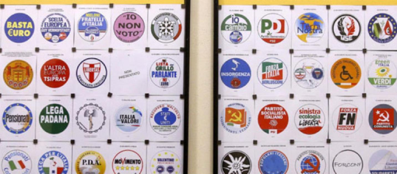 Ecco i programmi presentati dai partiti italiani per le for Lista politici italiani