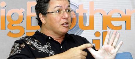 Boninho, diretor do Big Brother Brasi l