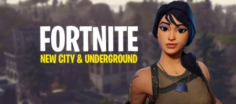 """""""Fortnite"""" Battle Royale is getting a new city. Image Credit: Own work"""