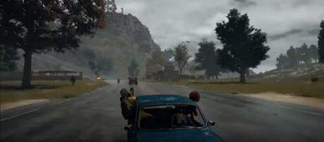 """""""Player Unknown Battlegrounds"""" update makes new changes and tweaks for the Xbox One. - [Image Credits: PLAYERUNKNOWN'S BATTLEGROUNDS/YouTube]"""