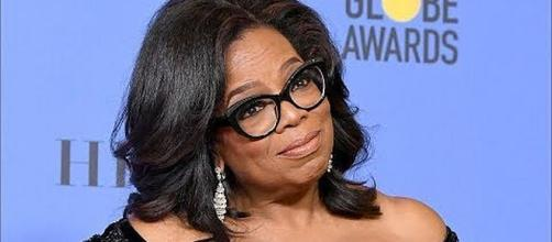 A lot of people are calling for Oprah Winfrey to run for president [Image: Los Angeles Times/YouTube screenshot]