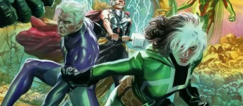 Algo catastrófico está sucediendo en el multiverso de Avengers:No Surrender
