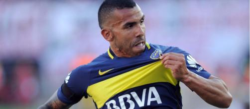 Carlos Tevez feliz de volver al Boca Juniors