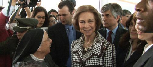 Confirmada la relación de Doña Sofía con Alfonso Díez