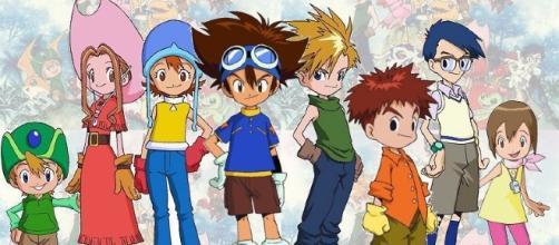 El rincón perdido: Reseña Anime: Digimon Adventure - blogspot.com