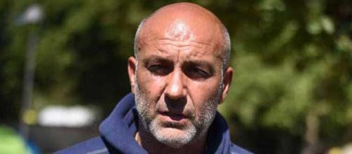 Il sindaco di Amatrice, Sergio Pirozzi