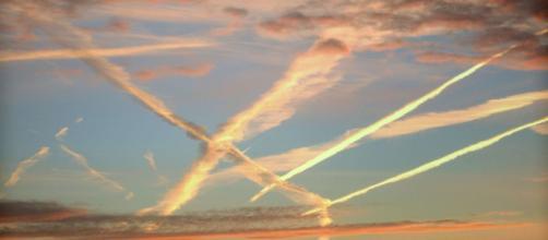 Las fumigaciones contienen elementos químicos nocivios. Public Domain.