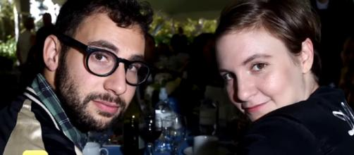 Lena Dunham and Jack Antonoff Split After 5 Years Together Image credit - Entertainment Tonight | YouTube