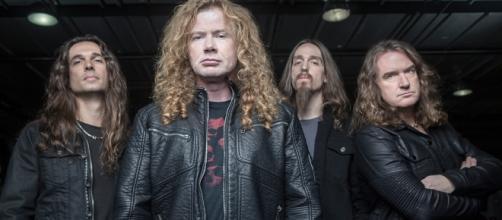 Megadeth se suman al cartel de Rock Fest Barcelona 2018 - maxmetal.net
