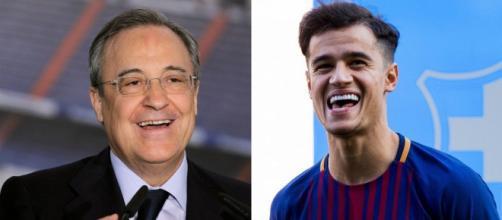 Mercato : Énorme recrutement du Real pour répondre au Coutinho du Barça !