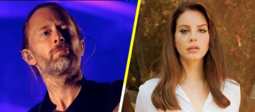 Lana del Rey acusada de haber plagiado a Radiohead